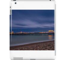 Night time at the beach iPad Case/Skin
