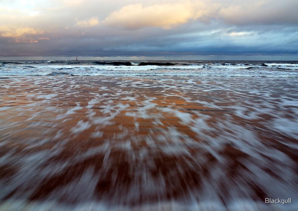 January High Tide by Blackgull