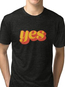 Affirmative Tri-blend T-Shirt