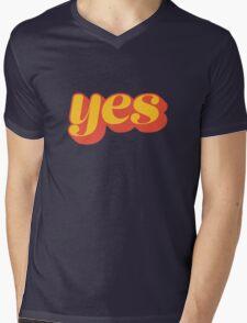 Affirmative Mens V-Neck T-Shirt