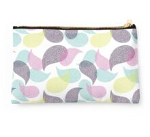Spring Paisley Studio Pouch