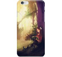 Reading iPhone Case/Skin
