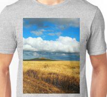 a wonderful Kazakhstan landscape Unisex T-Shirt