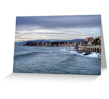 Coast Greeting Card