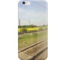 Field from the Train iPhone Case/Skin
