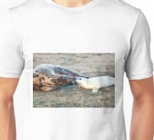 Donna Nook Grey Seal Colony  Unisex T-Shirt