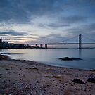 Forth Road Bridge by Claire Tennant