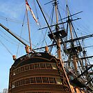 "HMS Victory - On ""Tall Ships"" List for challenge. by ellismorleyphto"