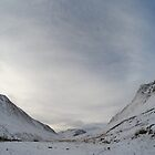 Snowy Glen by emmar