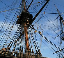 HMS Victory - A Bit On The Side by ellismorleyphto