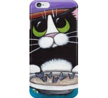 Fish Tail Soup iPhone Case/Skin