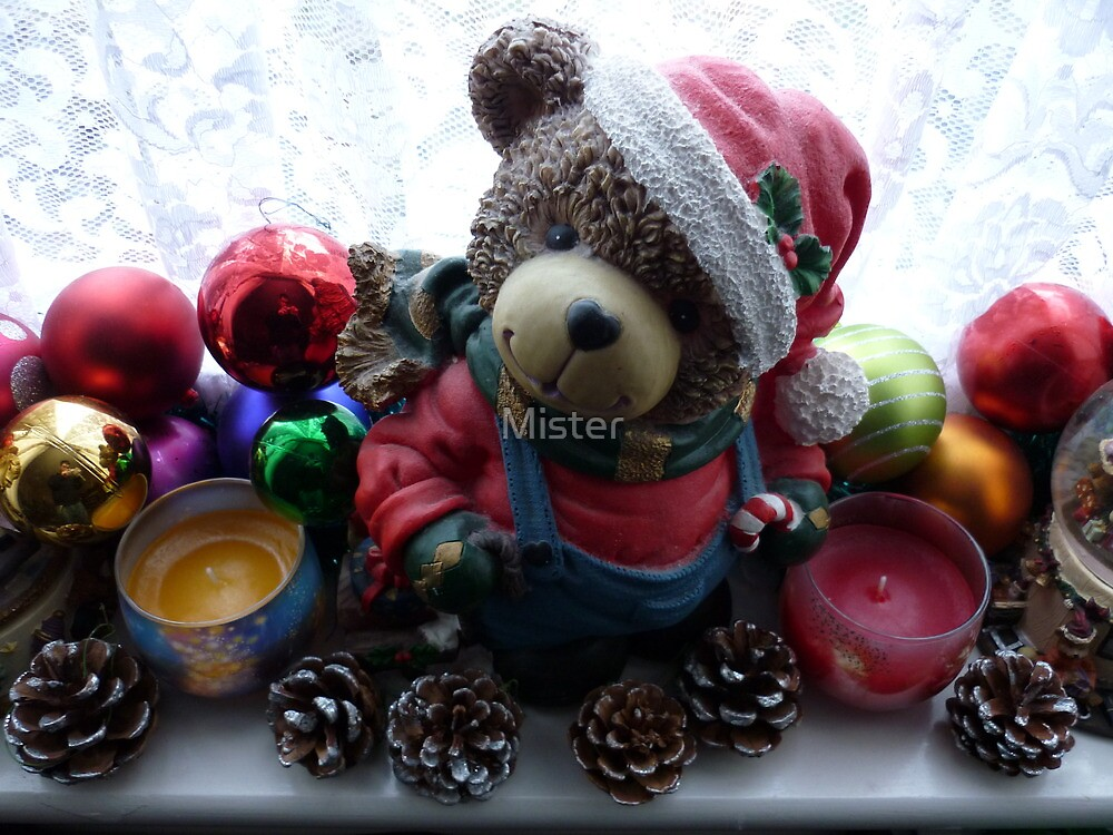 Christmas Decorations by Matt Roberts
