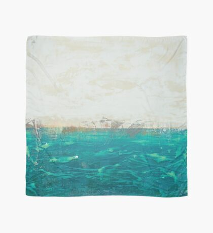 abstract seascape Scarf