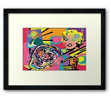 Artist Tribute Framed Print