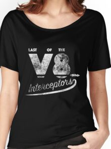 Mad Max - Last of the V8 Interceptors Women's Relaxed Fit T-Shirt