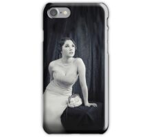 Silver Screen Starlet iPhone Case/Skin