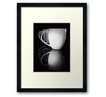 Simple by Design Framed Print