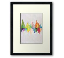 Graphic 37 Framed Print