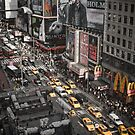 Times Square, New York City by mess