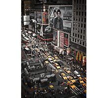 Times Square, New York City Photographic Print