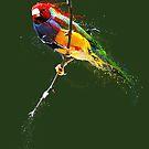Bird by grafoxdesigns