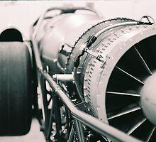 Jet Dragster  by LuckyHenriksen