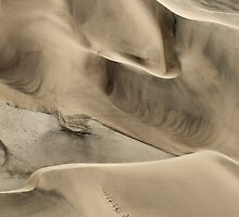 Dune Abstract | Skeleton Coast National Park by Olwen Evans