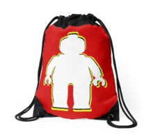 MINIFIG MAN Drawstring Bag