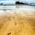 Footsteps by Paul Thompson Photography