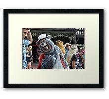 Disney Country Bears Disney Bear BIG AL Framed Print