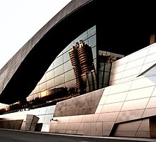 BMW Welt: Reflections by Kasia-D