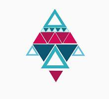 a few triangles making a pattern Unisex T-Shirt