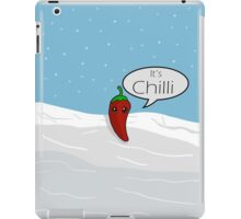 It's 'Chilli' iPad Case/Skin