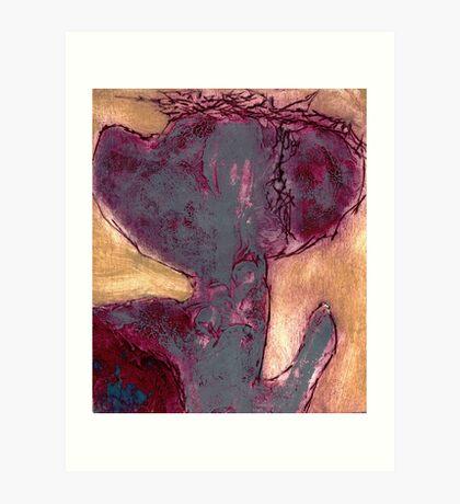 Crown Of Thorns Art Print