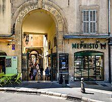 Passage Agard, Aix-en-Provence  by MarcW