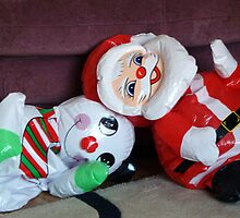 Feeling Deflated after Christmas. lol. by JacquiK