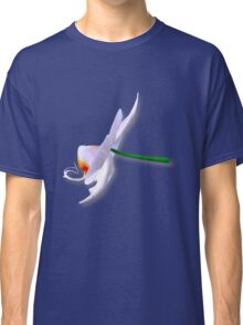 Orchid side Classic T-Shirt