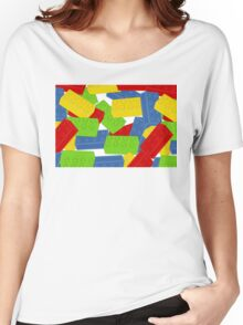 A Pile of Bricks Women's Relaxed Fit T-Shirt