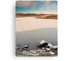 Harris view Canvas Print