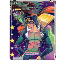 JJBA Tarot - The Star iPad Case/Skin