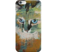 Himalayan Cat iPhone Case/Skin