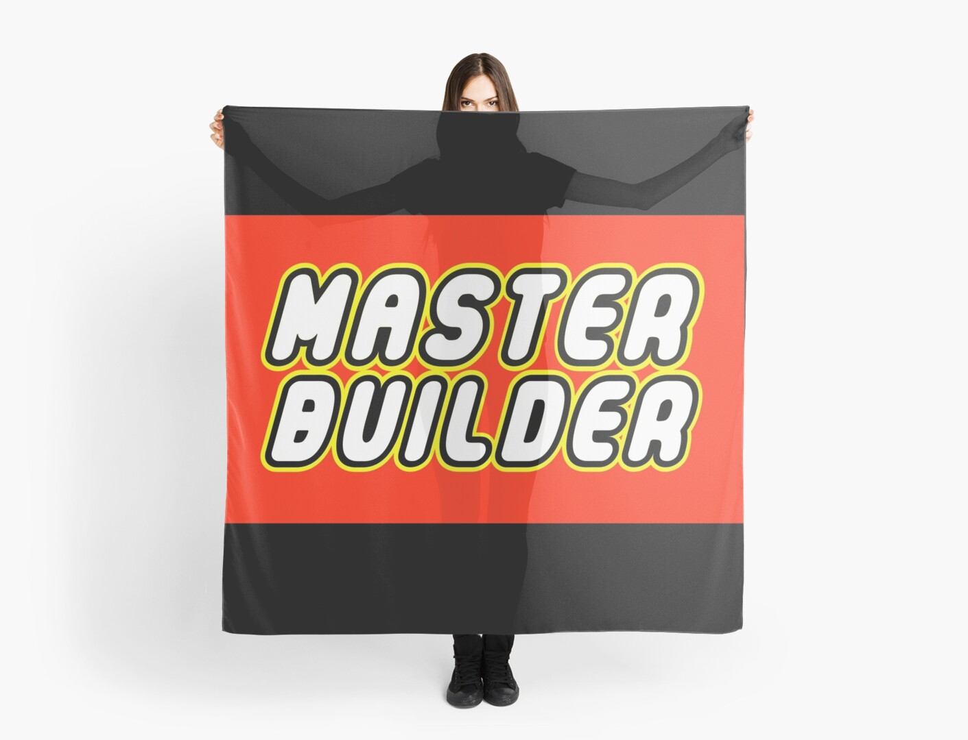 MASTER BUILDER by Customize My Minifig