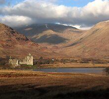 Kilchurn Castle, Loch Awe by Tim Haynes