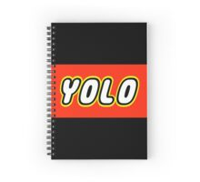 YOLO Spiral Notebook