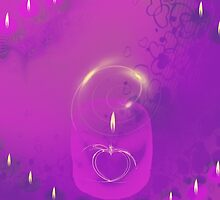 ROMANCE OF LOVE-  Art + Products Design  by haya1812