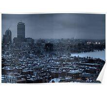 Gotham City. Poster