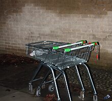 Laindon trolley. by Fiona Wright