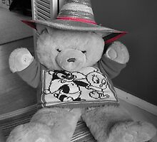 Sombrero Bear by LillyDigi