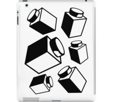1 x 1 Bricks (AKA Falling Bricks), Customize My Minifig iPad Case/Skin