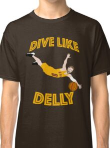Dive Like Delly Classic T-Shirt